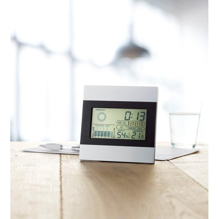 Wetterstation und Uhr RIPPER, Ansicht 4