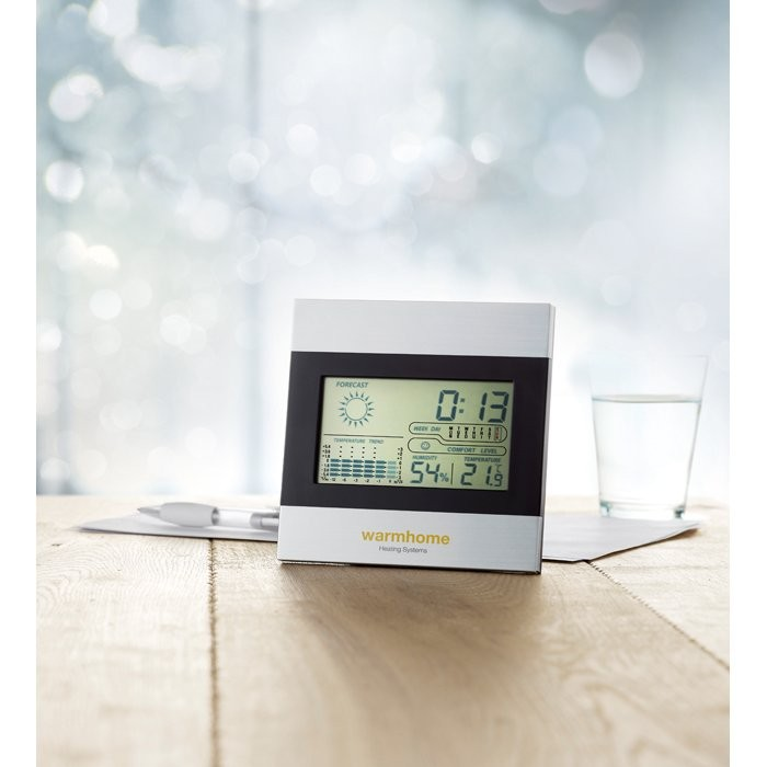 Wetterstation und Uhr RIPPER, Ansicht 8