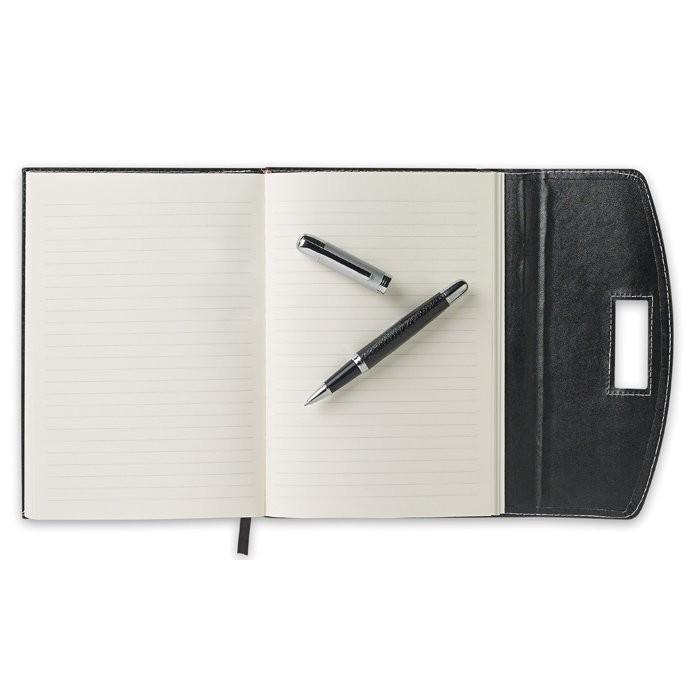 Portfolio mit Kugelschreiber NOVA, Ansicht 3