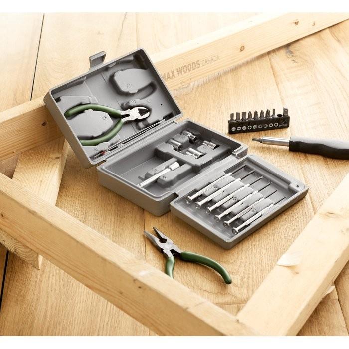 Werkzeugkoffer, 25-teilig GUILLAUME, Ansicht 2