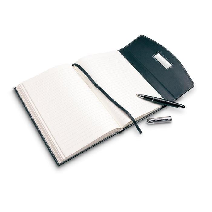 Portfolio mit Kugelschreiber NOVA, Ansicht 2