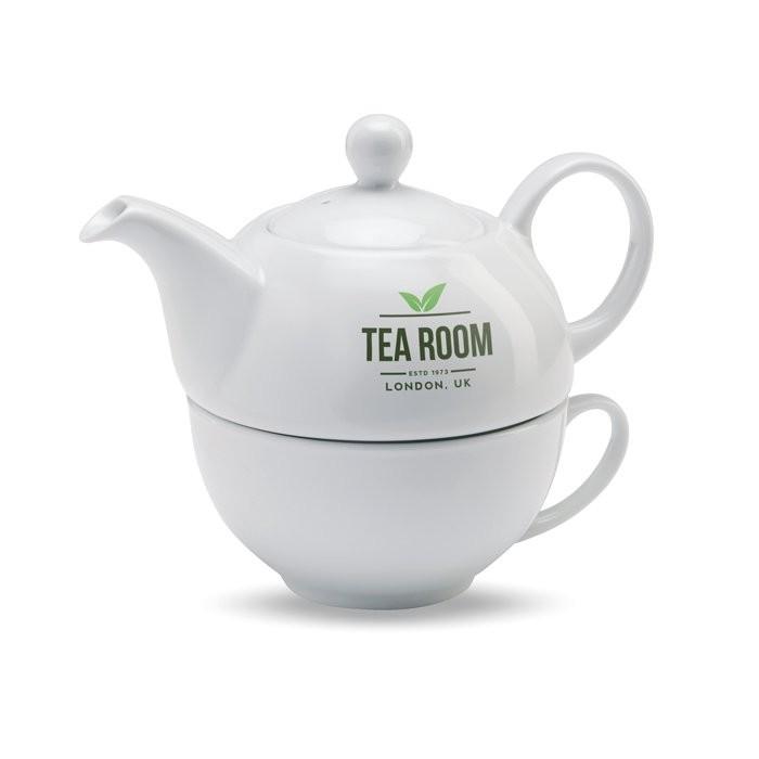 Teekanne und Tasse Set TEA TIME, Ansicht 4