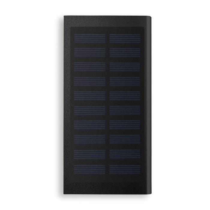 Solar Powerbank 8000 mAh SOLAR POWERFLAT