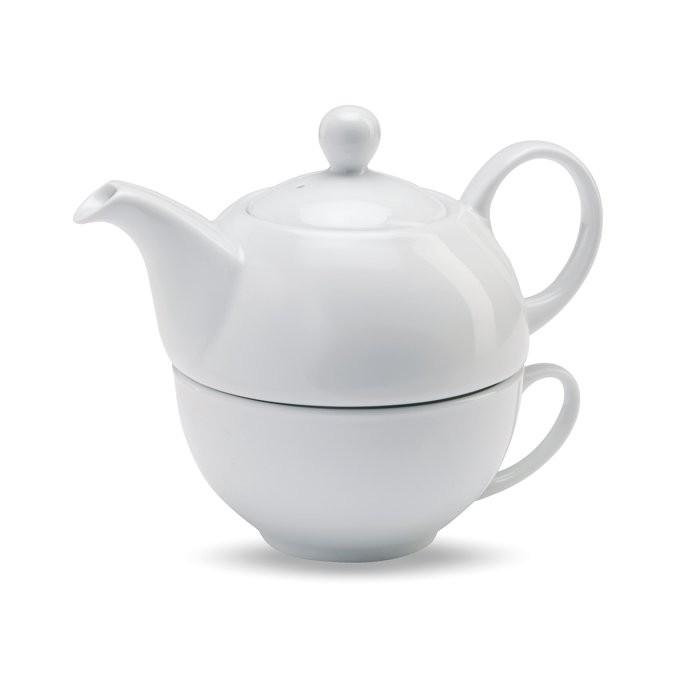 Teekanne und Tasse Set TEA TIME
