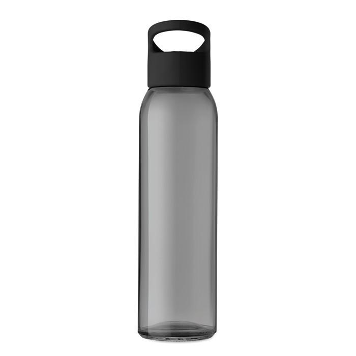 Trinkflasche Glas 470 ml PRAGA, Ansicht 2