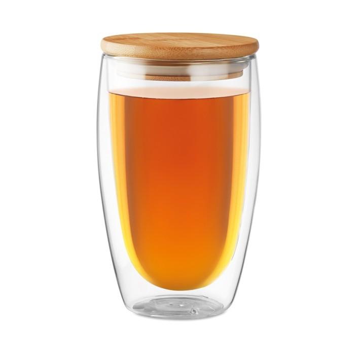 Doppelwandiges Glas 450 ml TIRANA LARGE, Ansicht 5