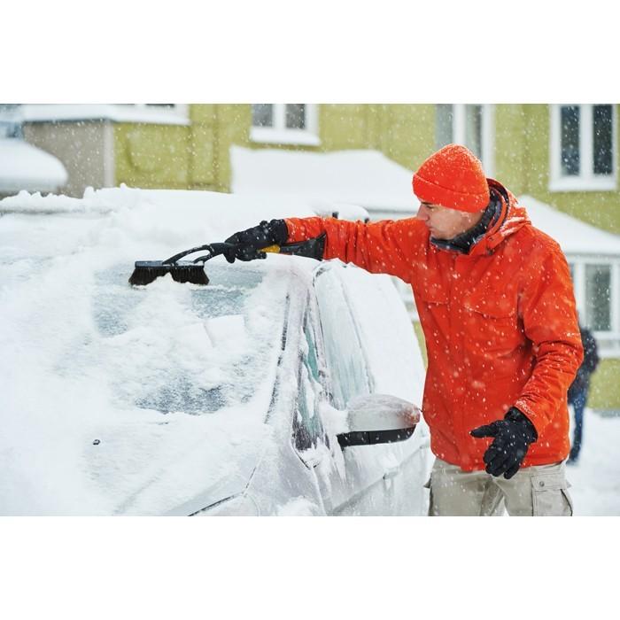 Schneefeger mit Eiskratzer SNOW&ICE