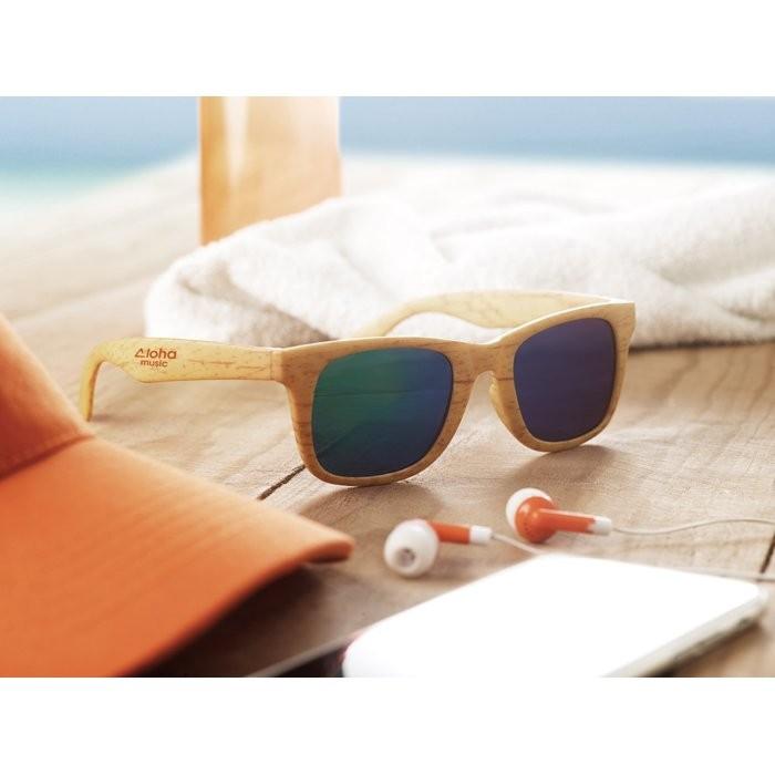 Sonnenbrille Holz WOODIE, Ansicht 2
