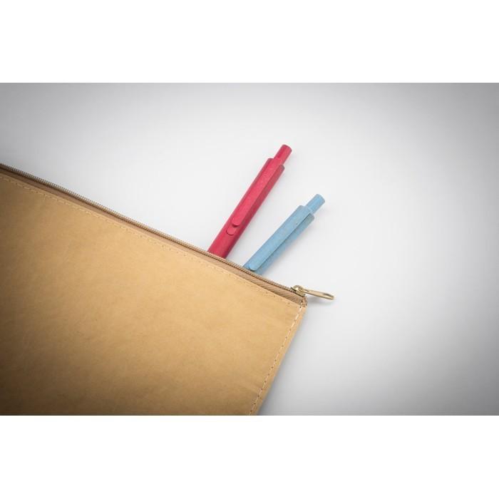 Mäppchen aus Kraftpapier FLAT CASE, Ansicht 2