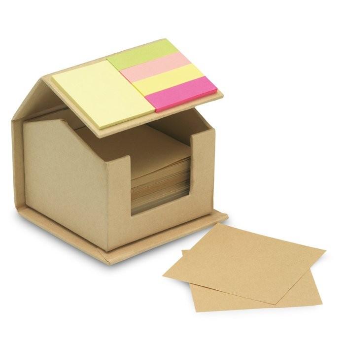 Notizzettelbox RECYCLOPAD
