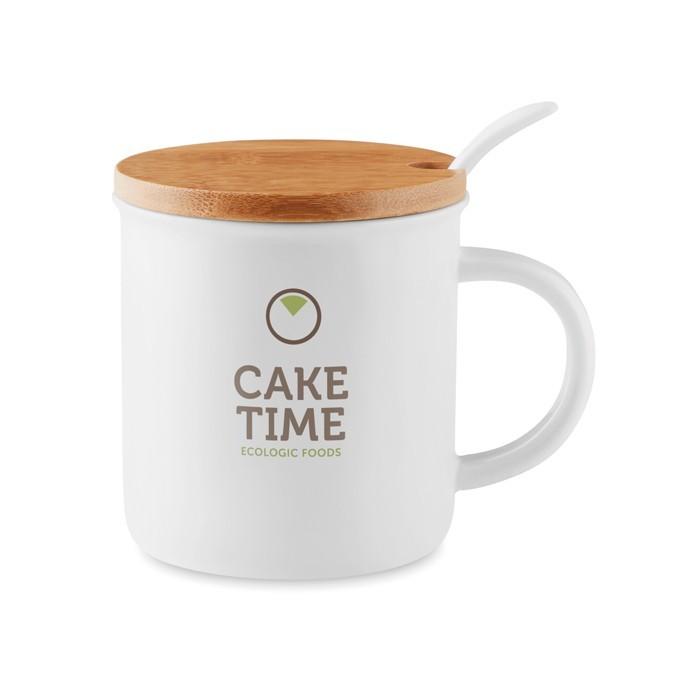 Kaffeebecher Porzellan KENYA, Ansicht 6