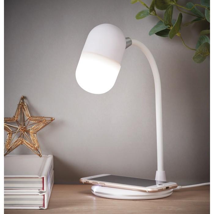 LED Lampe mit Ladestation CAPUSLA