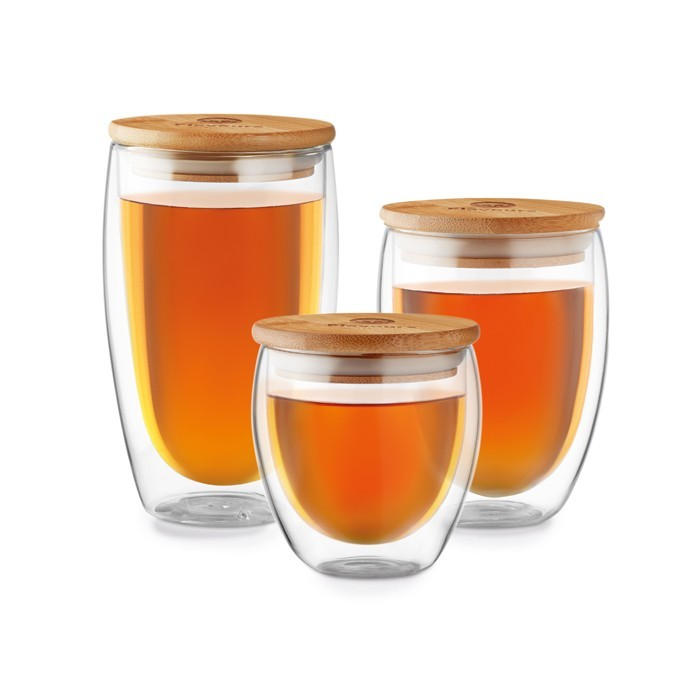 Doppelwandiges Glas 250 ml TIRANA SMALL, Ansicht 8