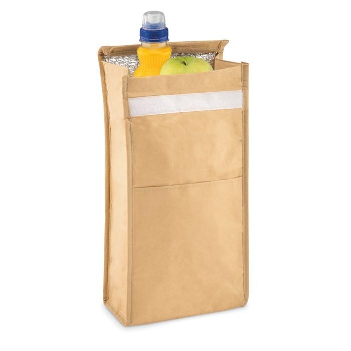 Lunchbag aus Kraftpapier 2,3l PAPERLUNCH, Ansicht 2
