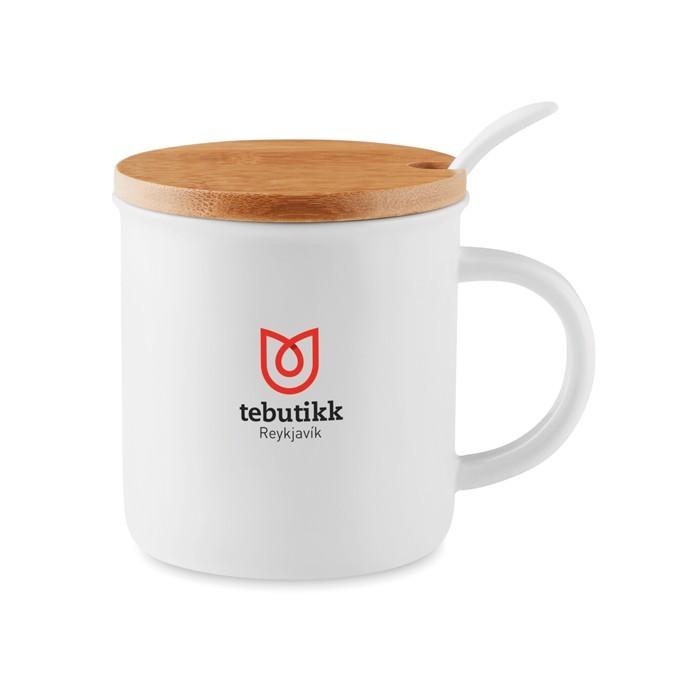 Kaffeebecher Porzellan KENYA, Ansicht 5