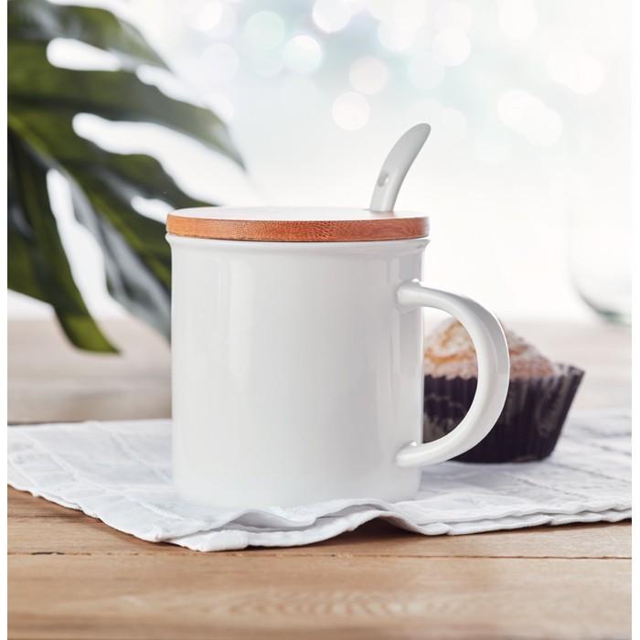 Kaffeebecher Porzellan KENYA, Ansicht 4