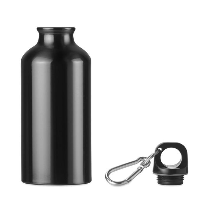 Aluminium Trinkflasche 400ml MID MOSS