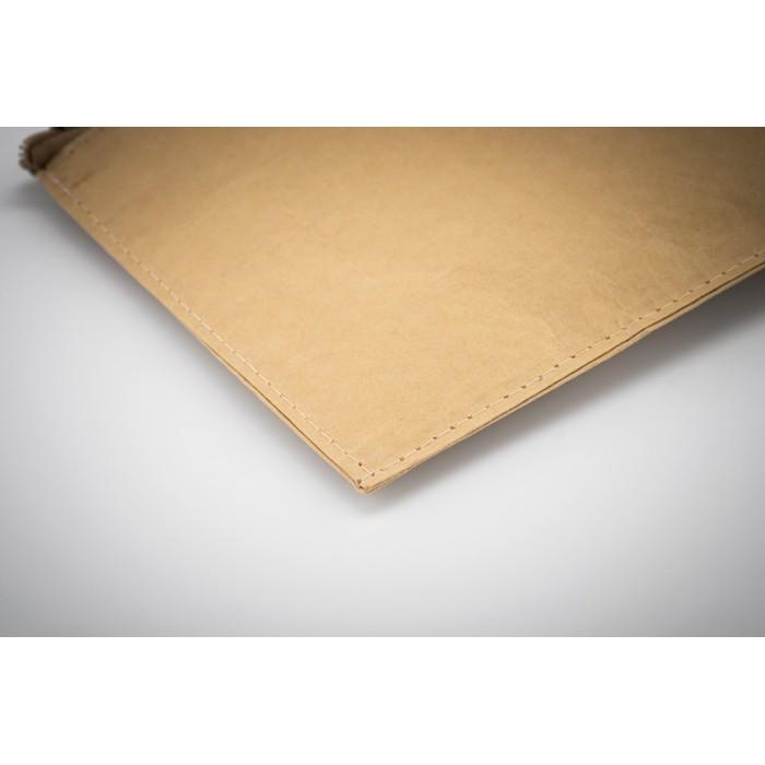 Mäppchen aus Kraftpapier FLAT CASE, Ansicht 3