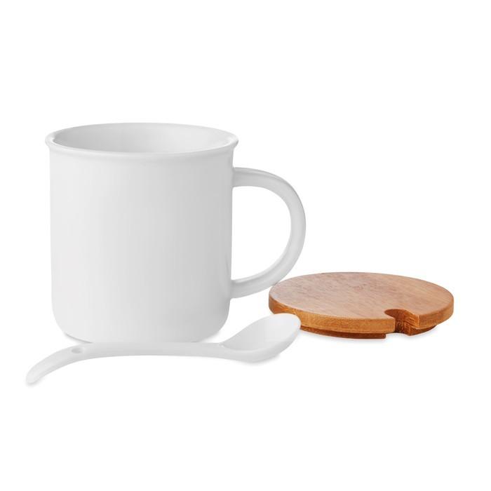 Kaffeebecher Porzellan KENYA, Ansicht 2