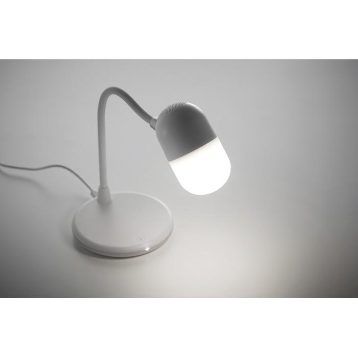 LED Lampe mit Ladestation CAPUSLA, Ansicht 11