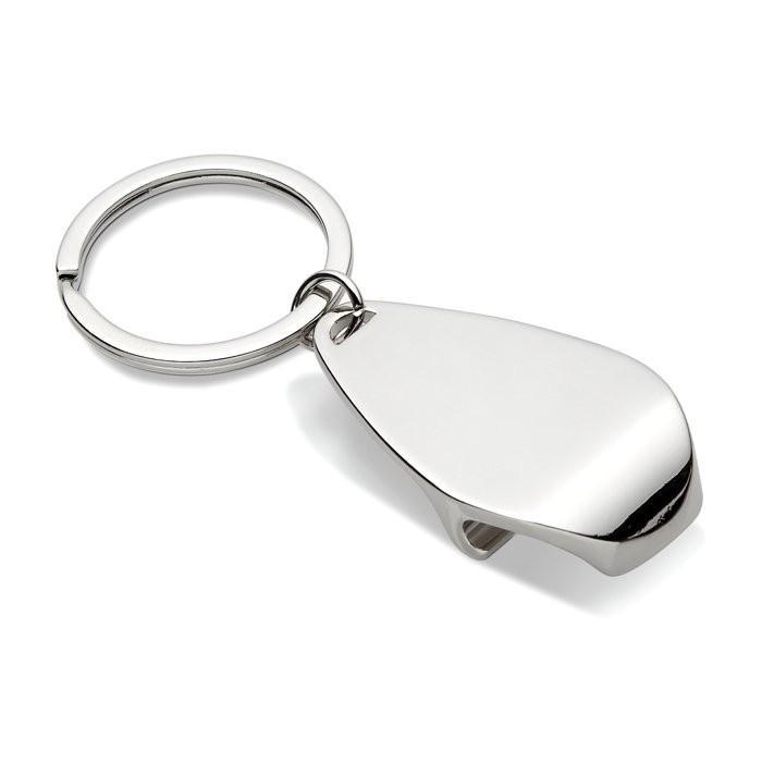 Schlüsselring mit Kapselheber HANDY, Ansicht 3