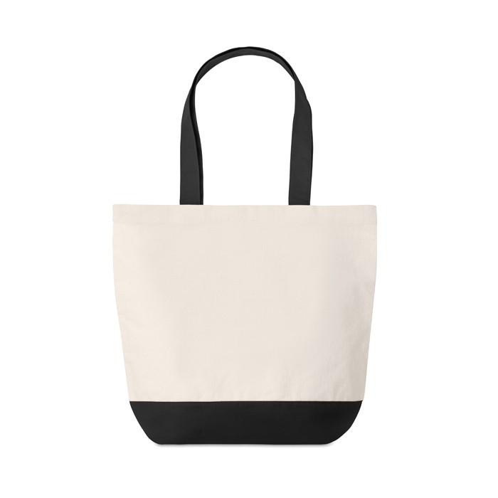 Shopping Tasche Canvas KLEUREN BAG, Ansicht 3