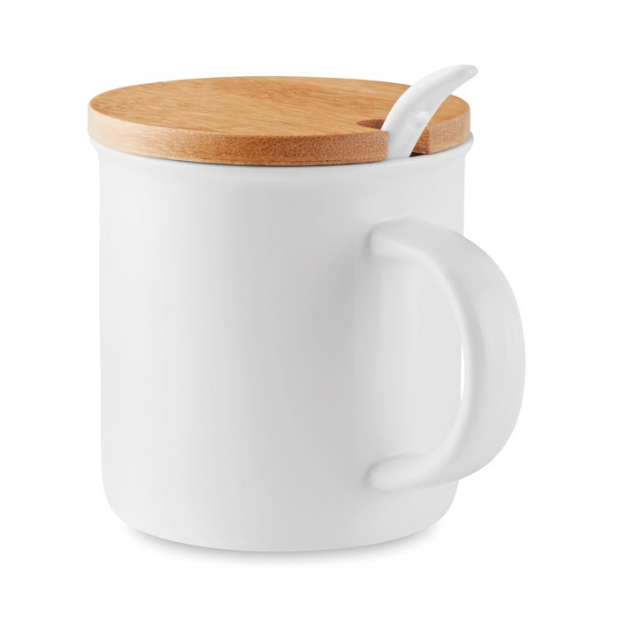 Kaffeebecher Porzellan KENYA