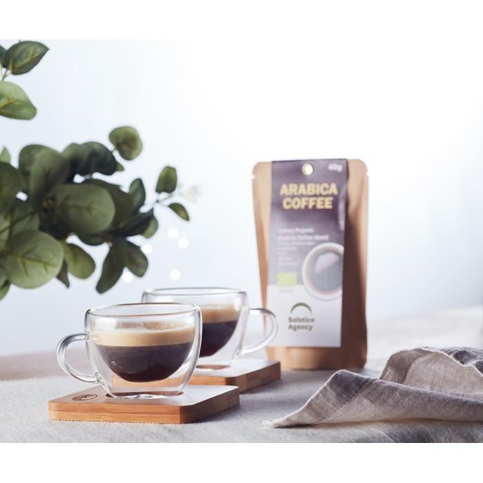 Set mit 2 Espressogläsern BELIZE, Ansicht 3