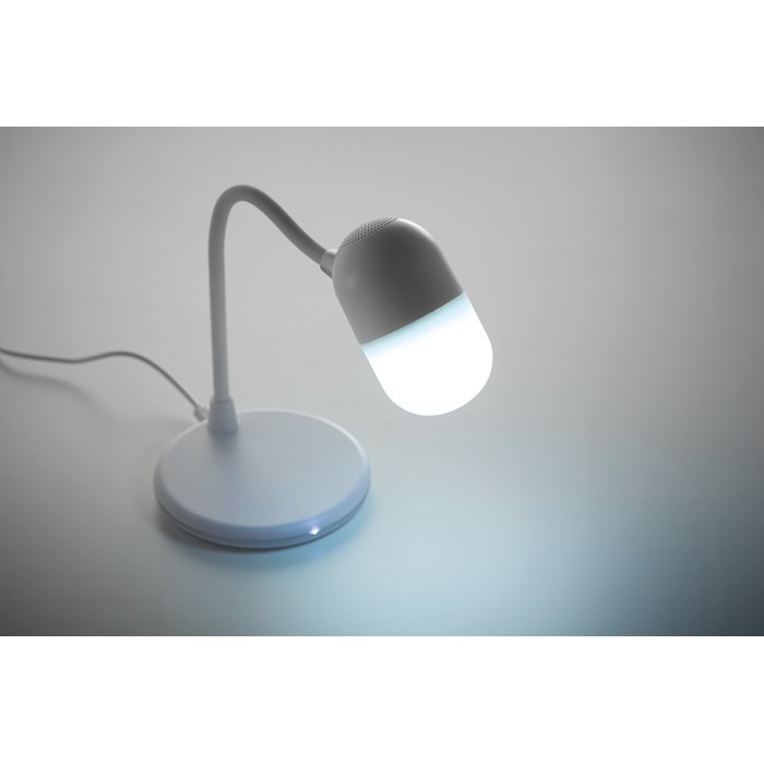 LED Lampe mit Ladestation CAPUSLA, Ansicht 10