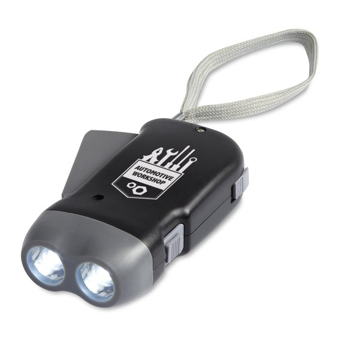 LED-Taschenlampe ROBIN, Ansicht 3
