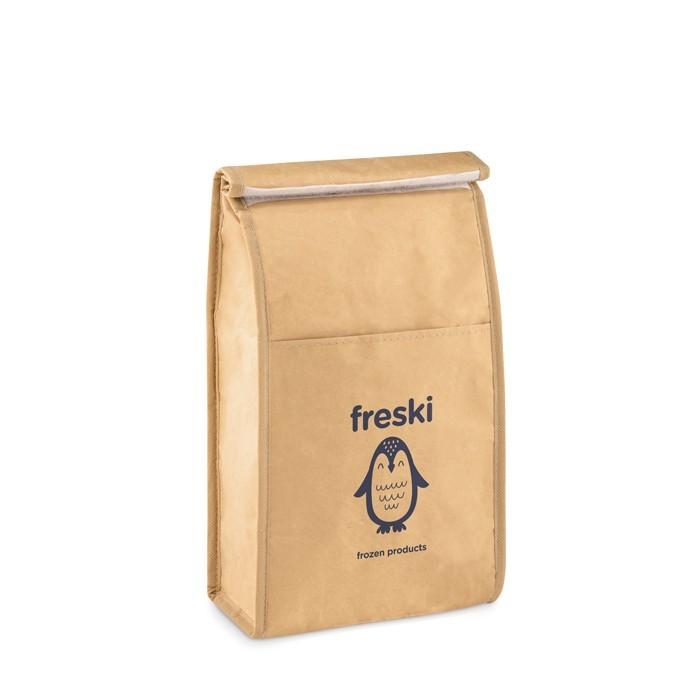 Lunchbag aus Kraftpapier 2,3l PAPERLUNCH