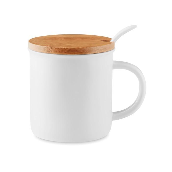 Kaffeebecher Porzellan KENYA, Ansicht 3