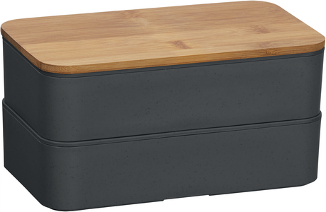 Doppel-Lunchbox ECO L1, Ansicht 3