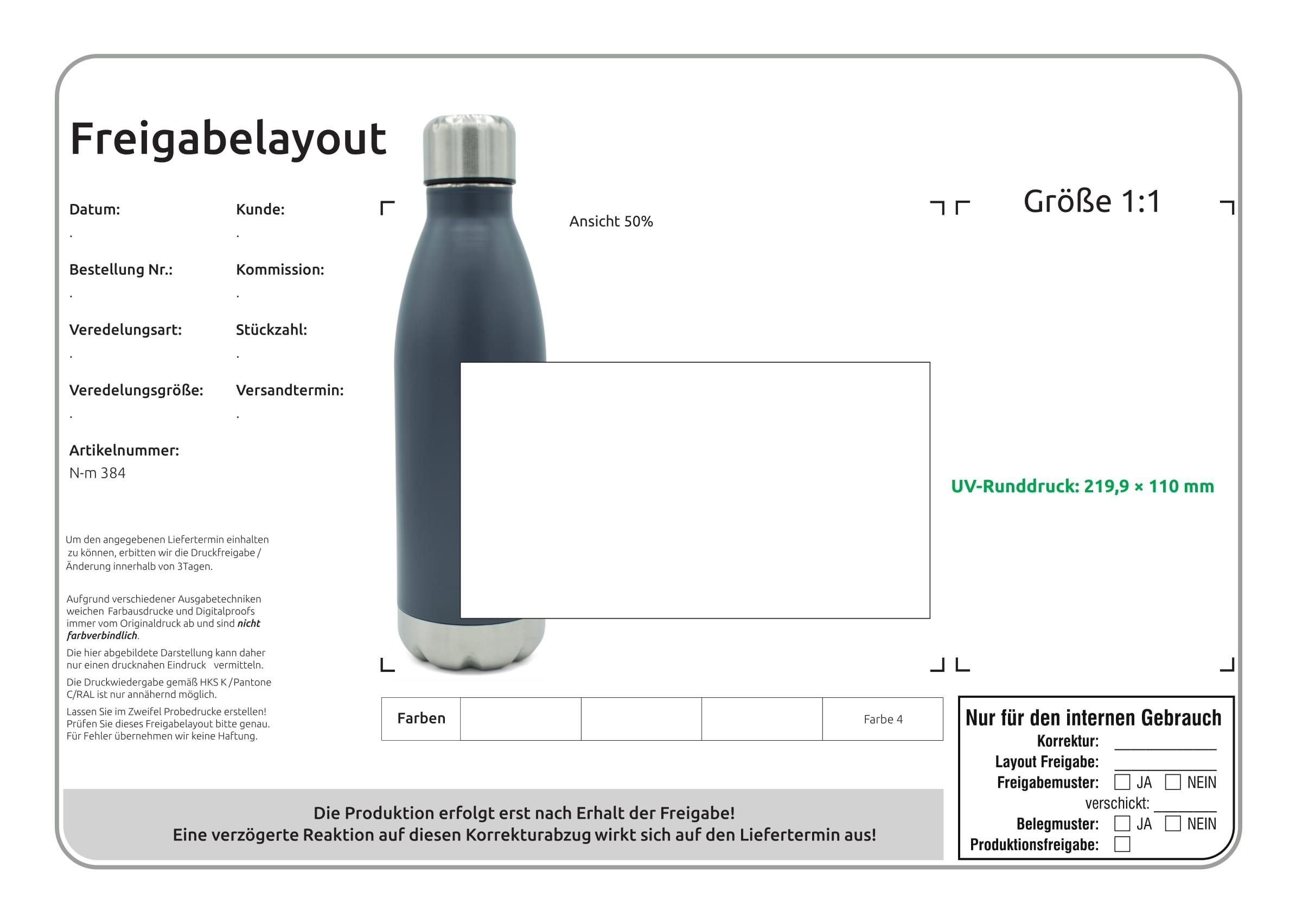 Vakuum Flasche, Ansicht 7