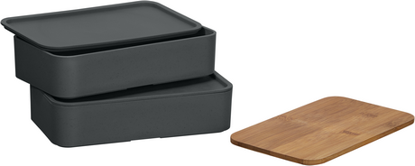 Doppel-Lunchbox ECO L1, Ansicht 5