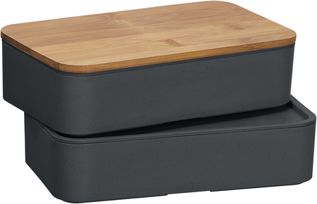 Doppel-Lunchbox ECO L1, Ansicht 4