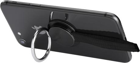 CLIP Smartphone-Ring mit Band, Ansicht 2