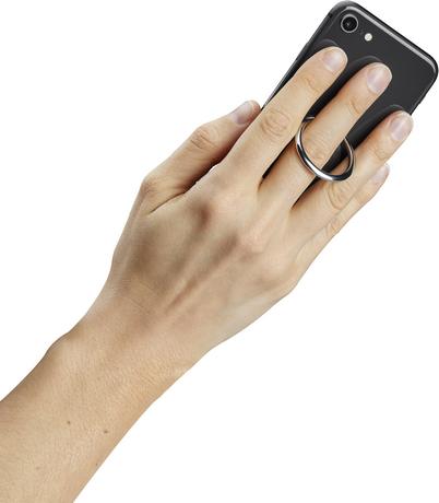 CLIP Smartphone-Ring mit Band, Ansicht 5