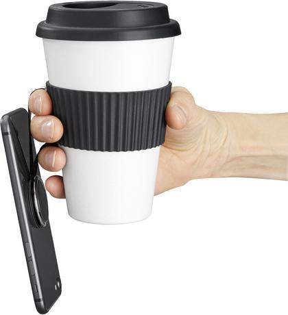 CLIP Smartphone-Ring mit Band, Ansicht 6