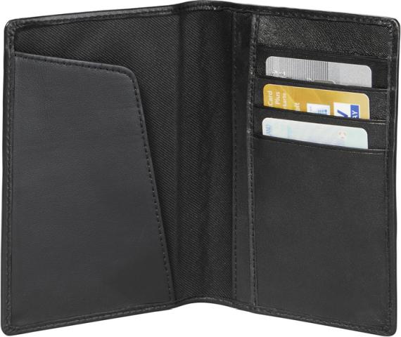 RFID Reisepass- Lederetui