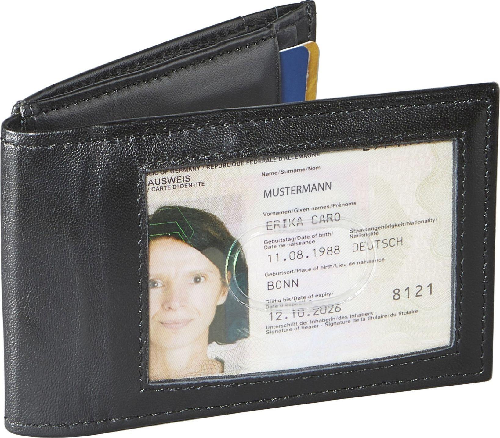 SNAP! Magnetisches RFID Karten- und Ausweisetui