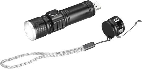 Aufladbare Taschenlampe, Ansicht 4