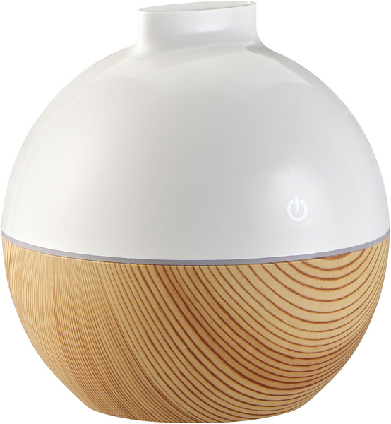 Luftbefeuchter m. LED u. Aroma