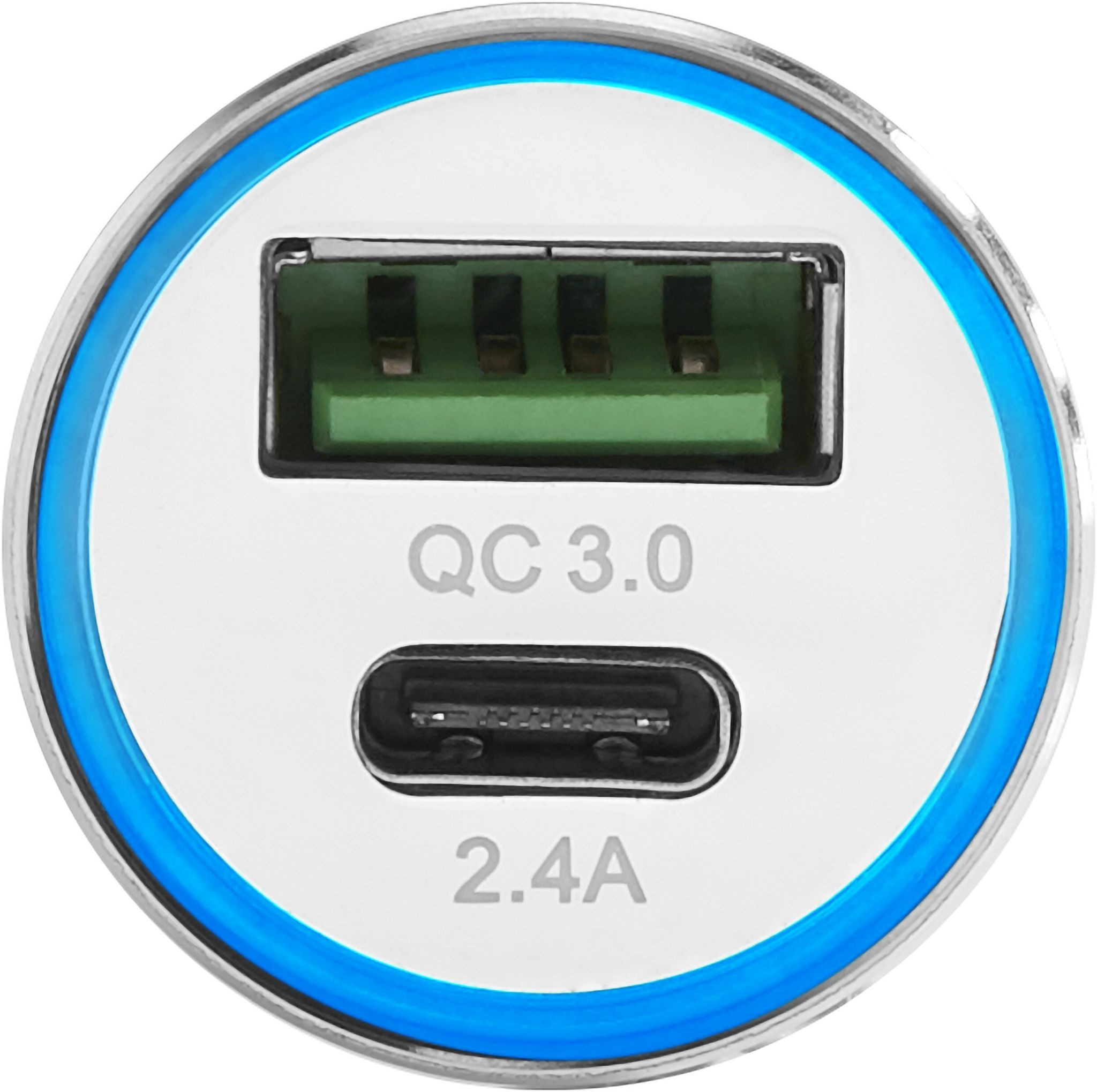 CAR CHARGER SS TYPE C