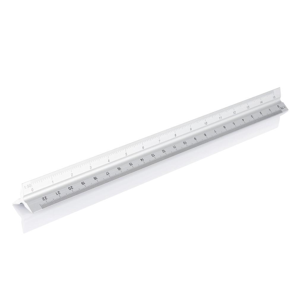 Aluminiumlineal 30 cm, Ansicht 4