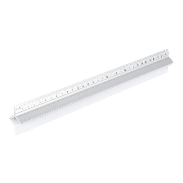 Aluminiumlineal 30 cm, Ansicht 3