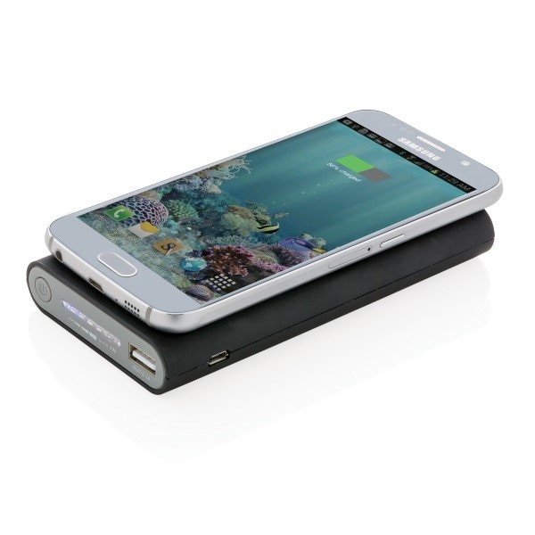 8000 mAh Wireless-Powerbank inkl. Type C, Ansicht 7