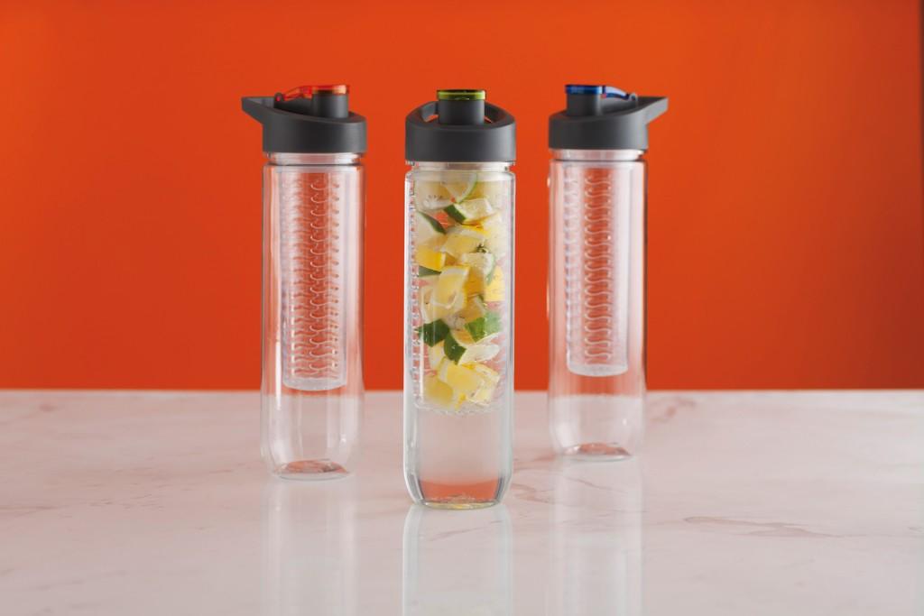 Wasserflasche mit Aromafach, 800ml, Ansicht 7