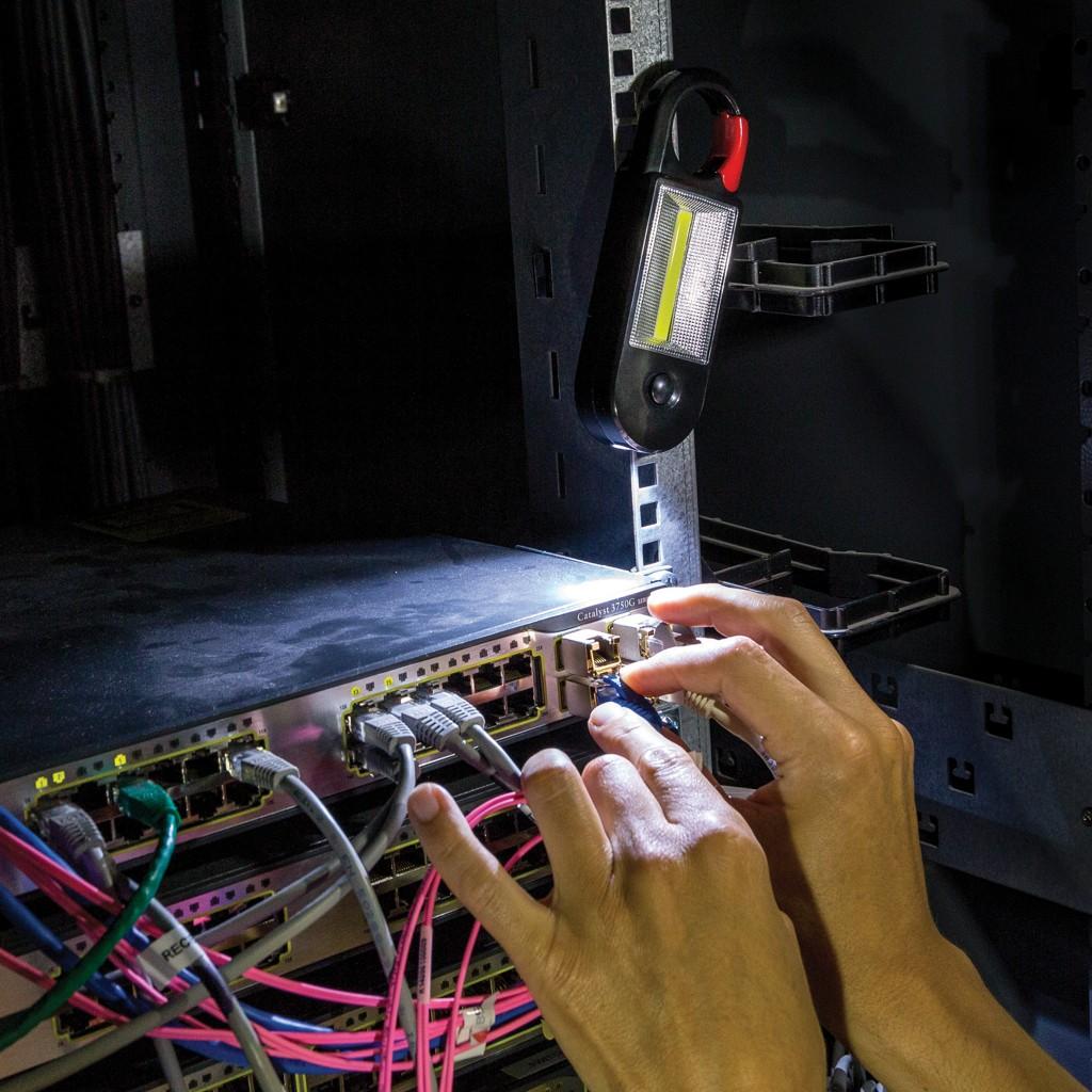 COB Arbeitsleuchte mit Magnet, Ansicht 10