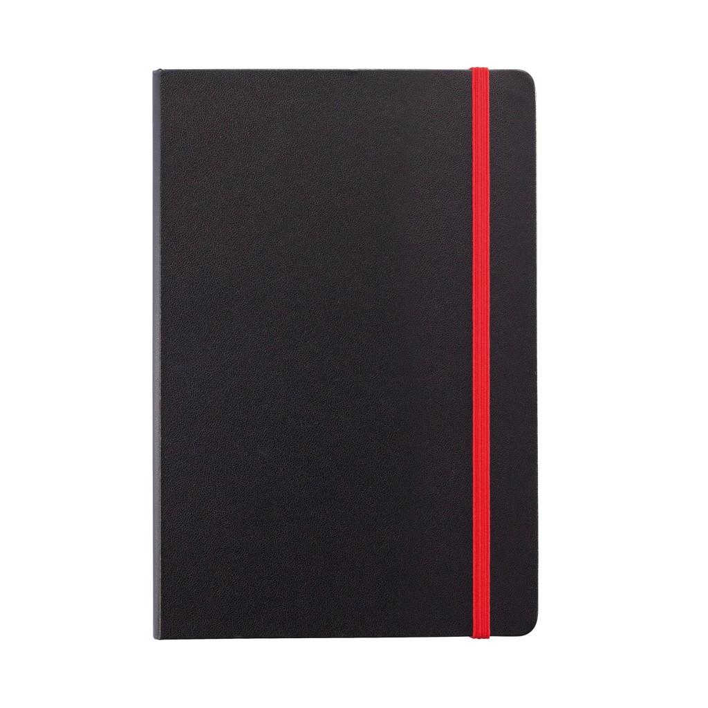 A5 Notizbuch mit farbigem Seitenrand, Ansicht 11